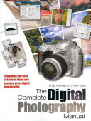 The Complete Digital Photography Manual PDF