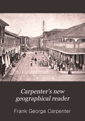Carpenter's New Geographical Reader: South America