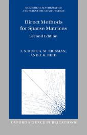 Direct Methods for Sparse Matrices: Edition 2