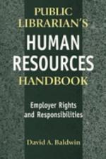 Public Librarian's Human Resources Handbook