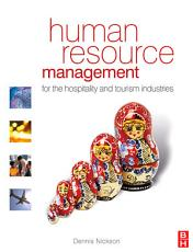 Human Resource Management for the Hospitality and Tourism Industries PDF
