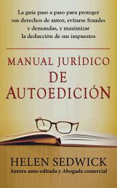 MANUAL JURÍDICO DE AUTOEDICIÓN