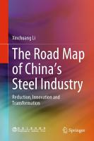 The Road Map of China   s Steel Industry PDF