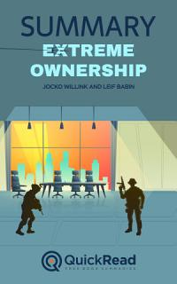 Extreme Ownership by Jocko Willink and Leif Babin  Summary  Book
