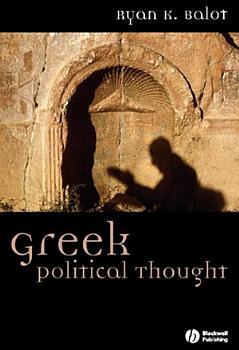Greek Political Thought PDF