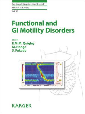 Functional and GI Motility Disorders