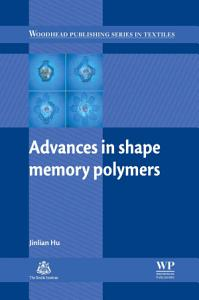 Advances in Shape Memory Polymers