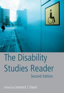 The Disability Studies Reader PDF