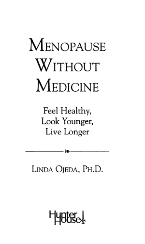 Menopause Without Medicine PDF