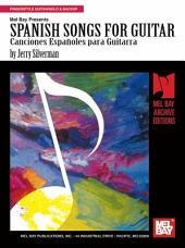 Spanish Songs for Guitar