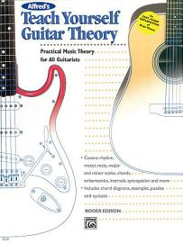 Alfred S Teach Yourself Guitar Theory