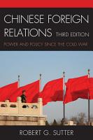 Chinese Foreign Relations PDF