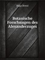 Botanische Forschungen des Alexanderzuges PDF