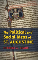 The Political and Social Ideas of St  Augustine