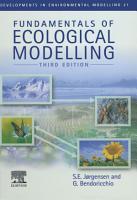 Fundamentals of Ecological Modelling PDF