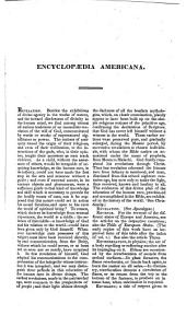 Encyclopaedia Americana: A popular dictionary of arts, sciences, literature, history, politics and biography, a new edition; including a copious collection of original articles in American biography; on the basis of the seventh edition of the German Conversations-Lexicon, Volume 11