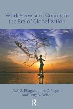 Work Stress and Coping in the Era of Globalization