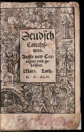 Deutsch Catechismus