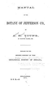 Manual of the Botany of Jefferson Co