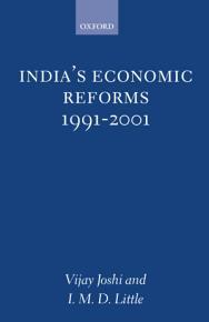 India s Economic Reforms  1991 2001 PDF