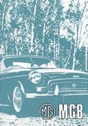 MGB Tourer and GT Owner Handbook