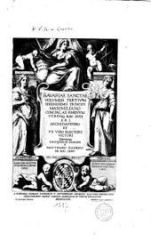 Bavaria Sancta: Maximiliani Sereniss. Principis Imperii, Comitis Palatini Rheni, Vtrivsq. Bav. Dvcis Avspiciis, Volume 3