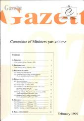Official Gazette of the Council of Europe