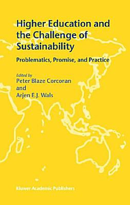 Higher Education and the Challenge of Sustainability PDF