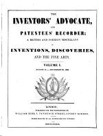 The Inventors' Advocate, and Journal of Industry