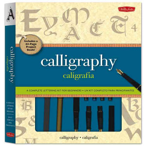 Calligraphy Kit Book