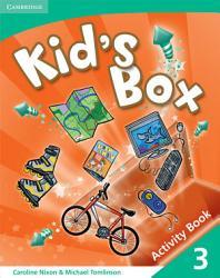 Kid S Box 3 Activity Book Book PDF