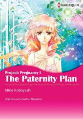 THE PATERNITY PLAN: Harlequin Comics