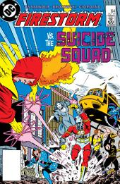The Fury of Firestorm (1982-) #64