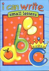 I Can Write Small Letters PDF
