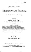 The American Meteorological Journal
