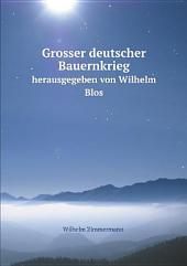 Grosser deutscher Bauernkrieg