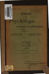 L'Amnésie et la dissociation des souvenirs par l'émotion