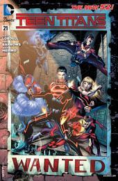 Teen Titans (2011-) #21