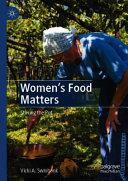 Women s Food Matters PDF