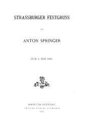 Zwei Studien sur Geschichte der carolingischen Malerei ...