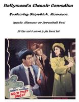 Hollywood s Classic Comedies Featuring Slapstick  Romance  Music  Glamour Or Screwball Fun  PDF