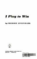 I Play to Win PDF