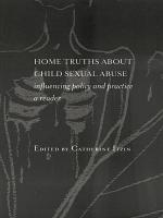 Home Truths About Child Sexual Abuse PDF