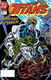 The New Titans (1988-) #111
