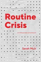 Routine Crisis PDF