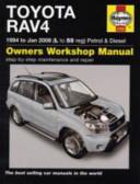 Toyota Rav4 Owners Workshop Manual