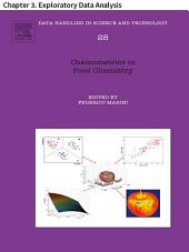 Chemometrics in Food Chemistry: Chapter 3. Exploratory Data Analysis