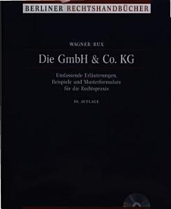 Die GmbH und Co  KG PDF