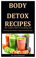 Body Detox Recipes PDF