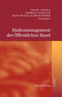 Risikomanagement der   ffentlichen Hand PDF